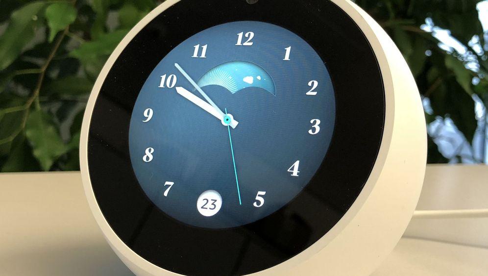 Mehr als ein Digitalwecker: Amazons Echo Spot im Test