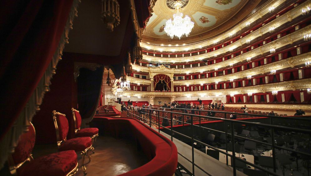 Photo Gallery: The Reopening of the Bolshoi Theater