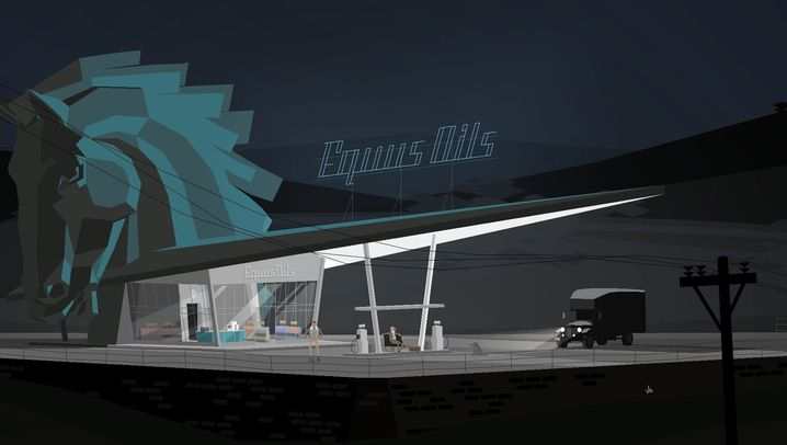 """Kentucky Route Zero"""