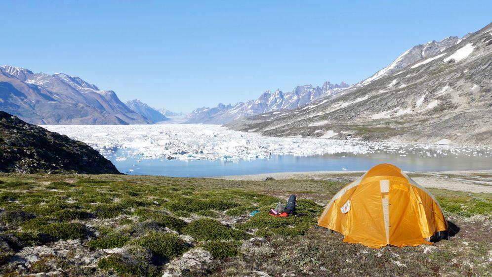 Fjord in Grönland: weiter weg denn je