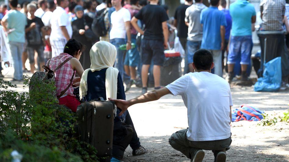 Flüchtlinge in Berlin: Die Herausforderung der nächsten Jahrzehnte