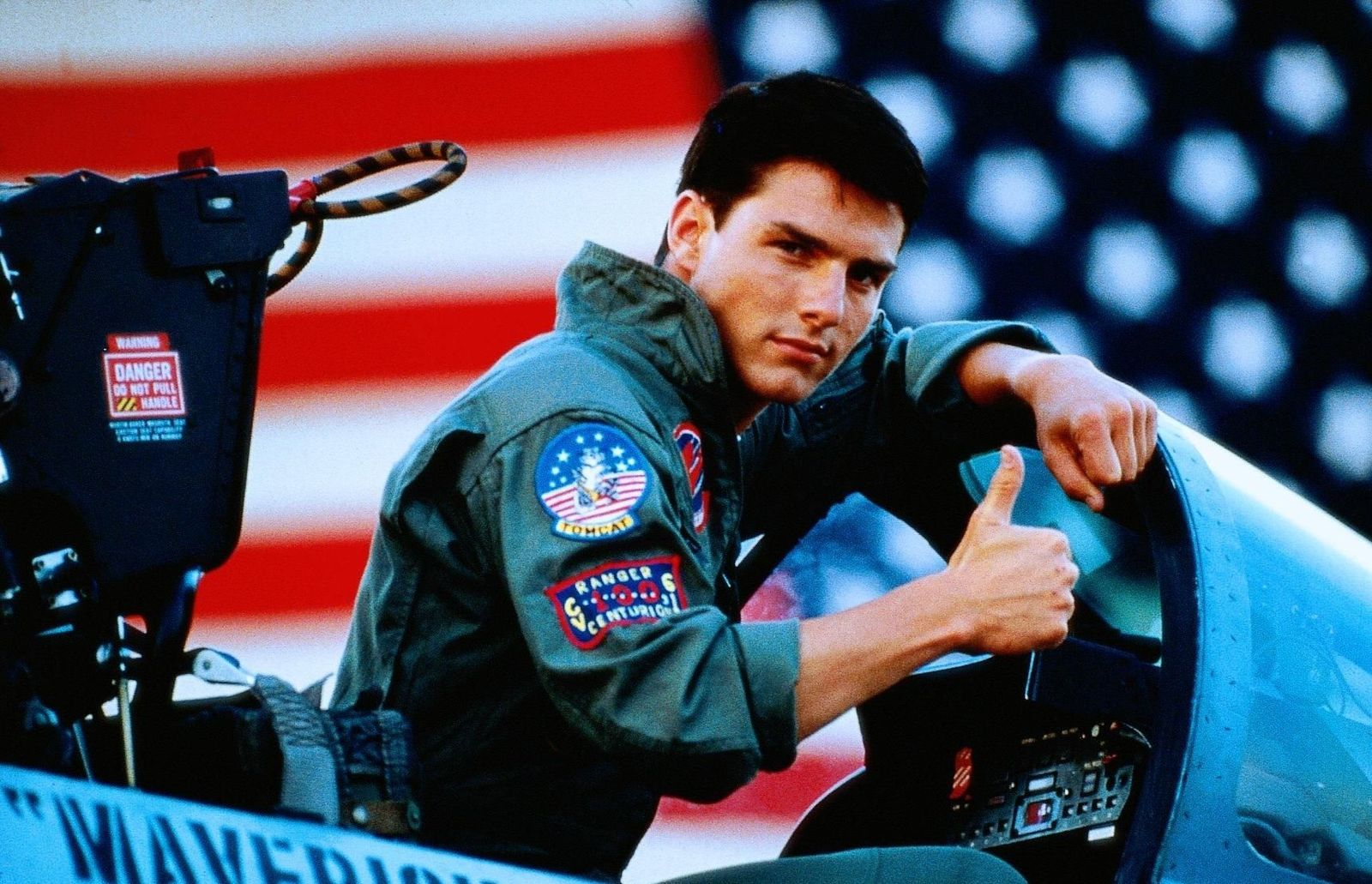 Sexsymbole der 80er / Top Gun / Tom Cruise