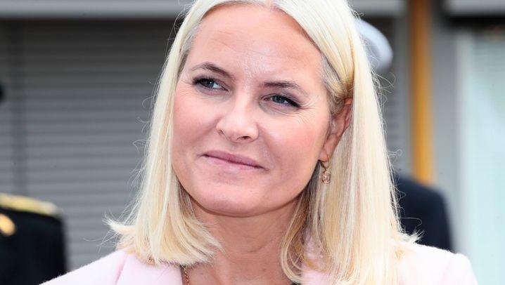 Prinzessin Mette-Marit: Chronische Lungenkrankheit