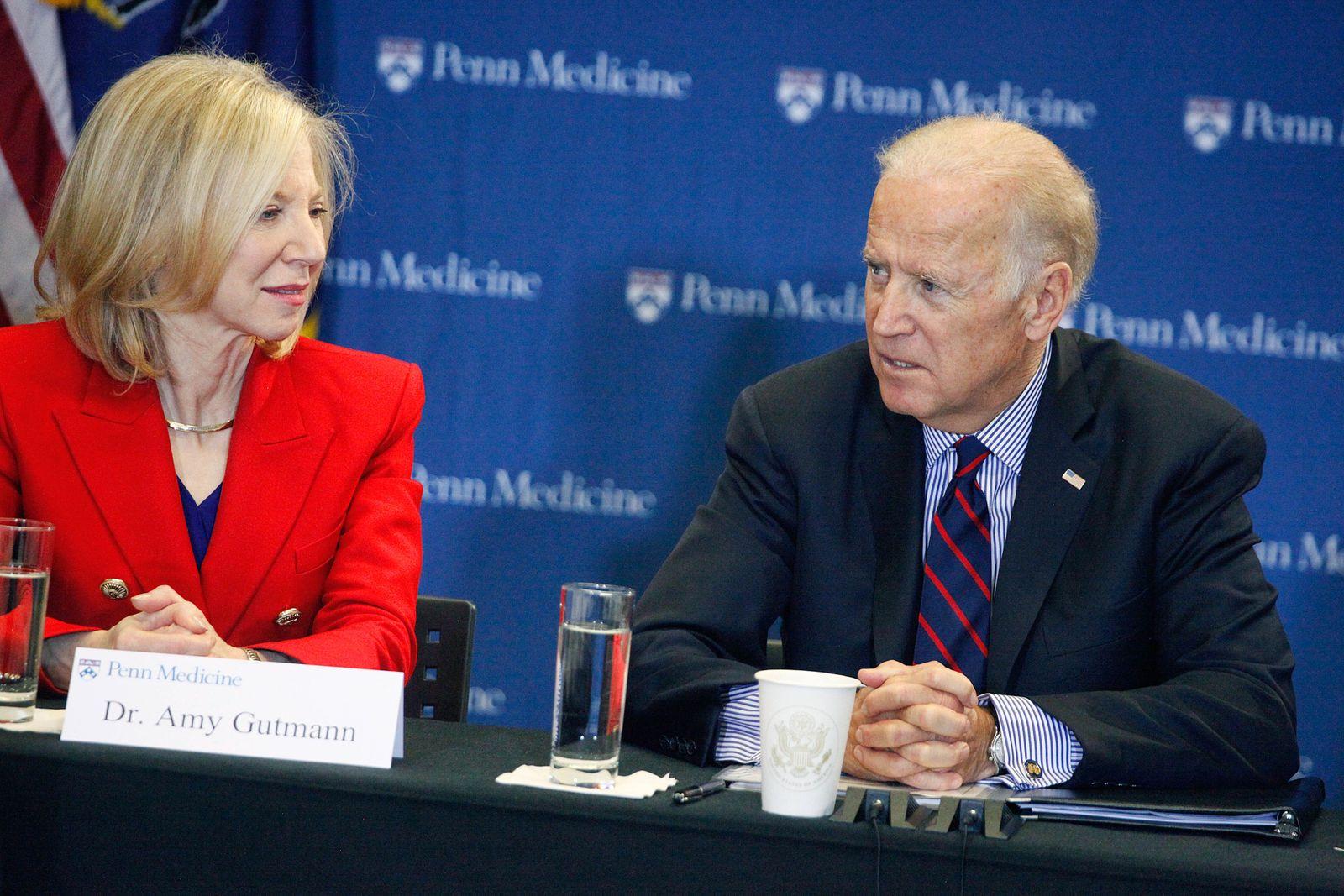 Vice President Joe Biden Launches Moonshot Initiative