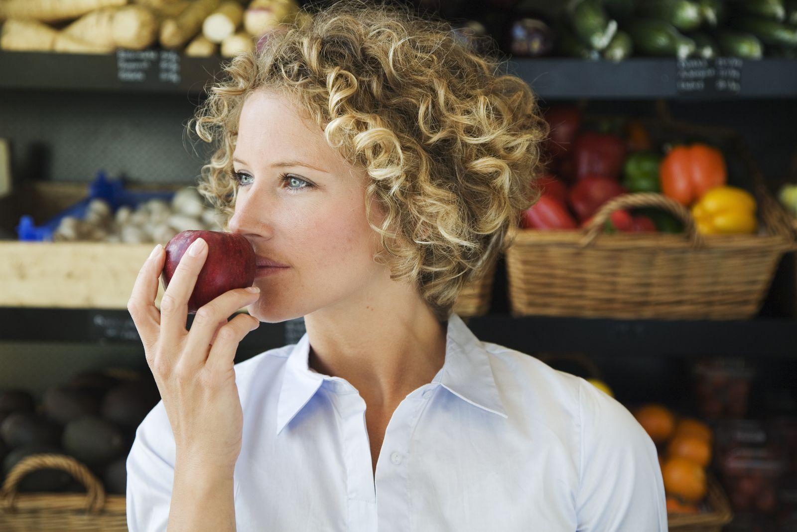 EINMALIGE VERWENDUNG Ernährungscoaching / Trompete / Aufmacher