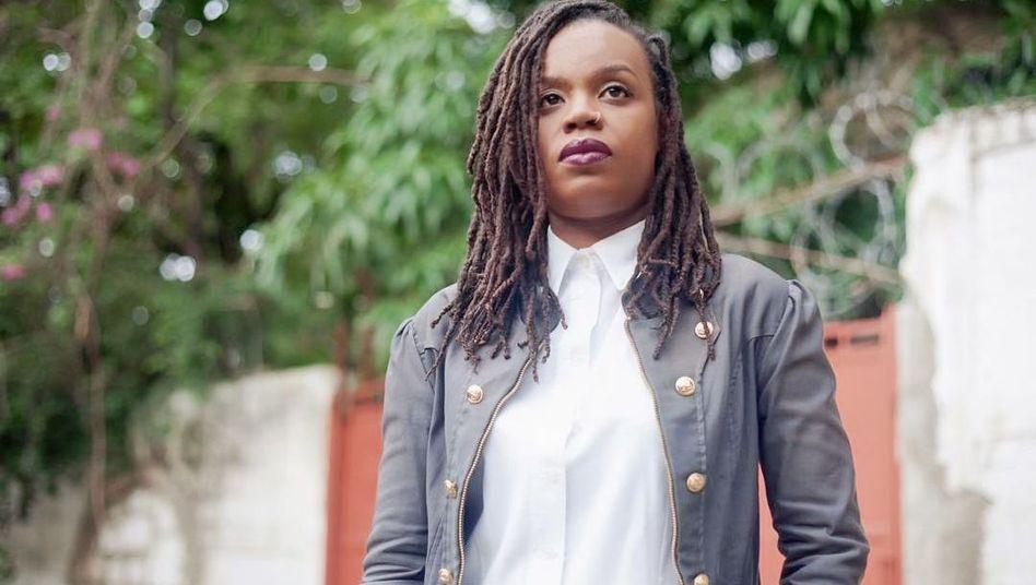 Aktivistin Pascale Solages: Träumt bereits von einem moderneren Haiti nach der Krise