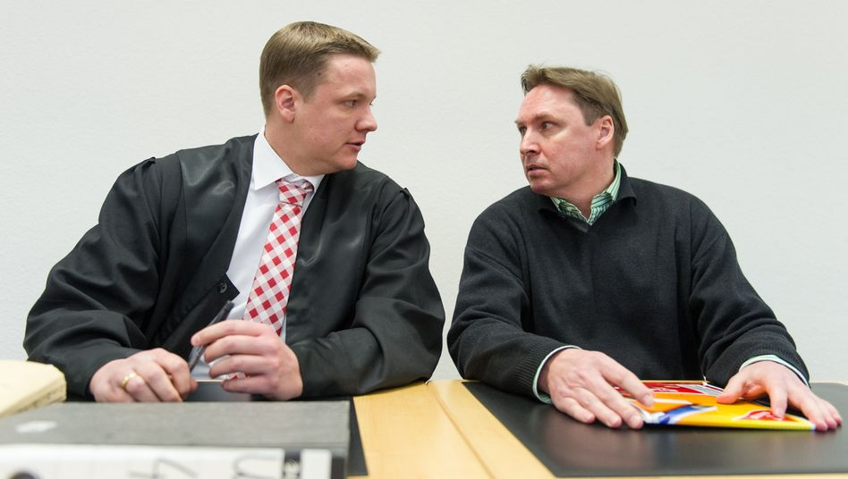 Verurteilter Engler (r.), Anwalt: Lange Haftstrafe wegen Anlagebetrugs