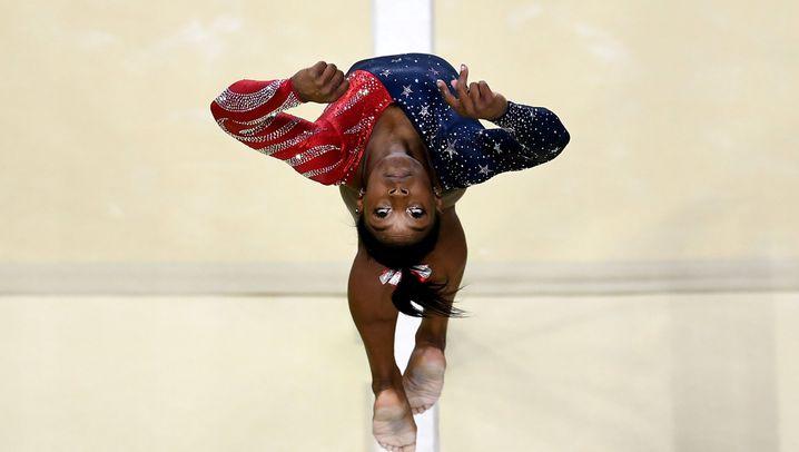 Die besten Olympia-Bilder: Entspann Dich - die Spiele sind vorbei!