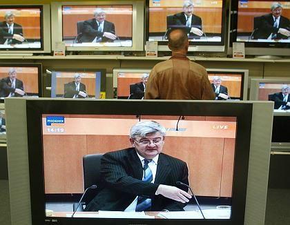 """Fischer im Visa-TV: Opposition fehlte die """"Smoking Gun"""""""