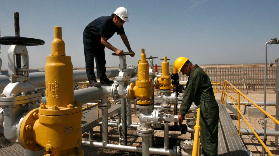 Ölförderung in Iran: Lieferstopp für Europa, Discount für Asien
