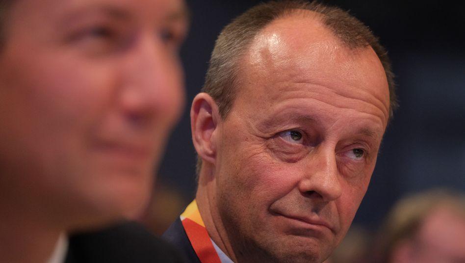 """Friedrich Merz: """"Der Bundeshaushalt ist beschlossen, eine Minderheitsregierung könnte im Jahr 2020 regieren"""""""