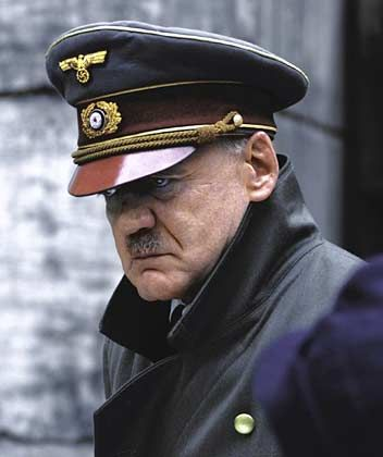 Hitler-Darsteller Ganz: Der Führer isst Spaghetti