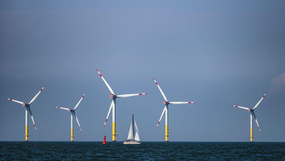Windpark in der Nordsee: Wie kommt der Strom in den Süden?