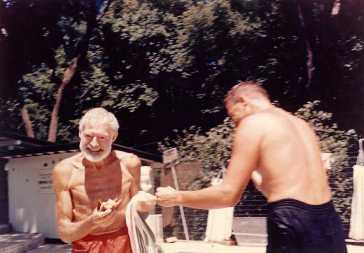 Ernest Hemingway's Last Photos