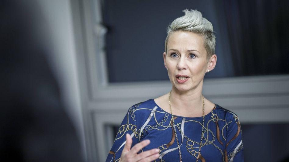 Silvia Breher, stellvertretende Parteivorsitzende der CDU: »Ich fände es schön, wenn im künftigen Parteipräsidium sich unterschiedliche politische Ansätze widerspiegeln«