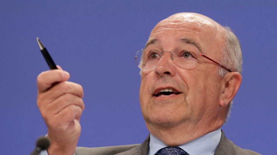 EU-Wettbewerbskommissar Almunia: Vorwürfe eines Chip-Kartells
