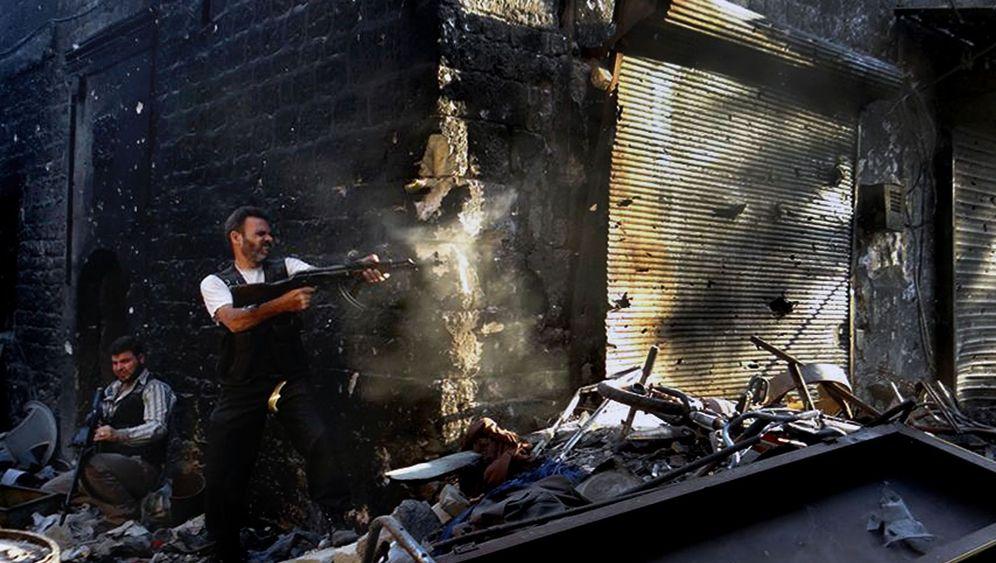 Zerstörung in Syrien: Wie ein Land zerfällt