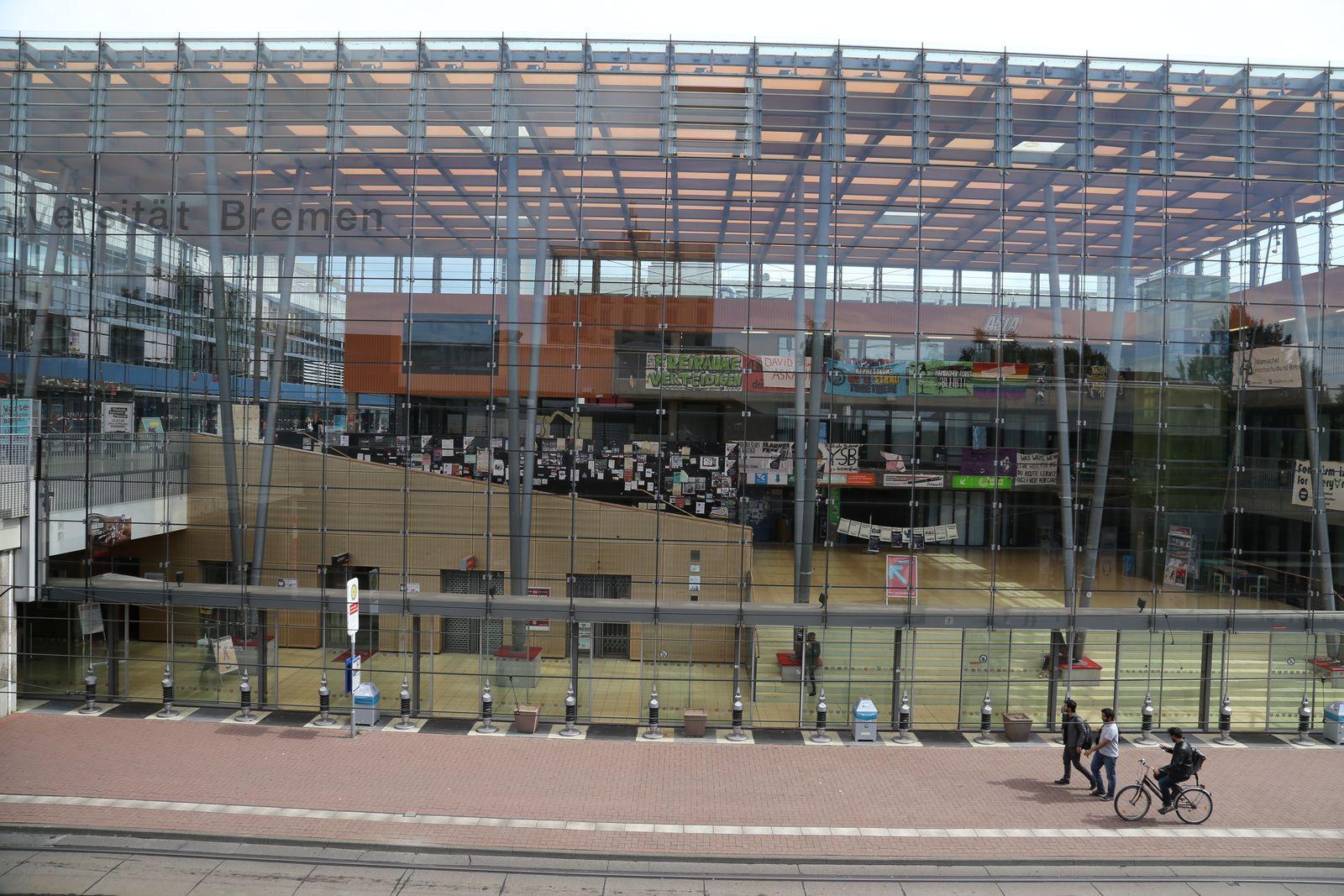 EINMALIGE VERWENDUNG Universität Bremen