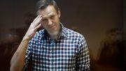 Alexej Nawalny klagt über Schmerzen im Bein