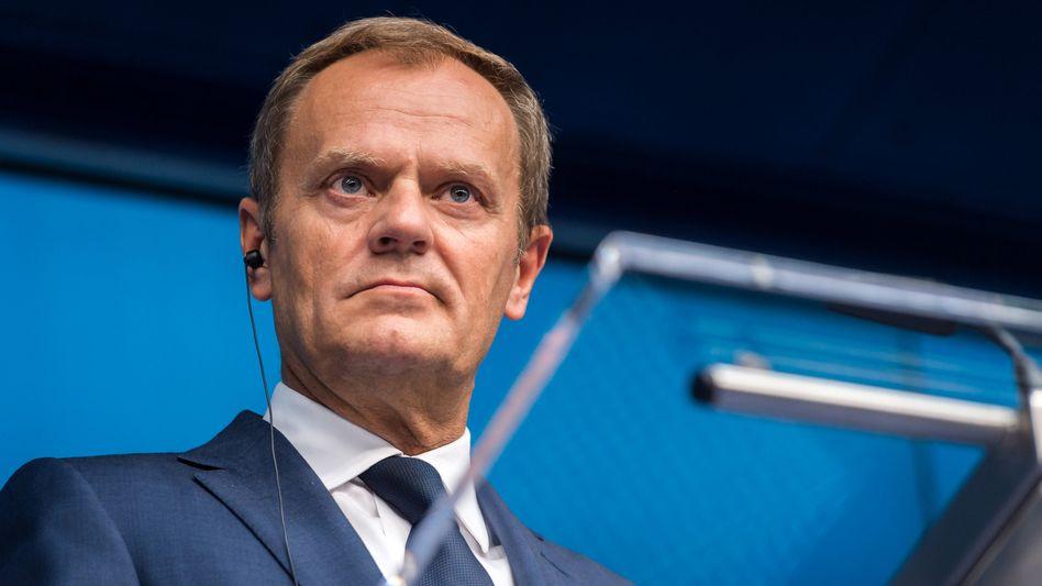 Griechenlandkrise: Ratspräsident Tusk sagt EU-Sondergipfel ab
