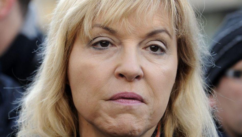 """Bayerns Justizministerin Merk (CSU): """"Laissez-faire-Politik der FDP bei Kinderpornos"""""""