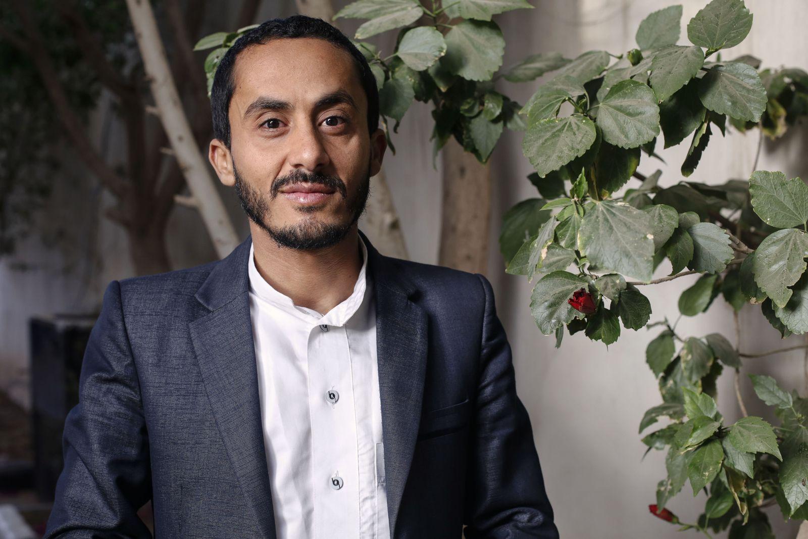 EINMALIGE VERWENDUNG Jemen / Briefe / Al-Bukhaiti