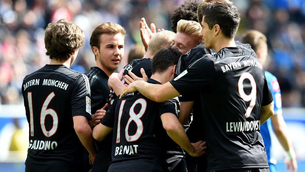 Fußballbundesliga: Rode trifft, Dortmund jubelt