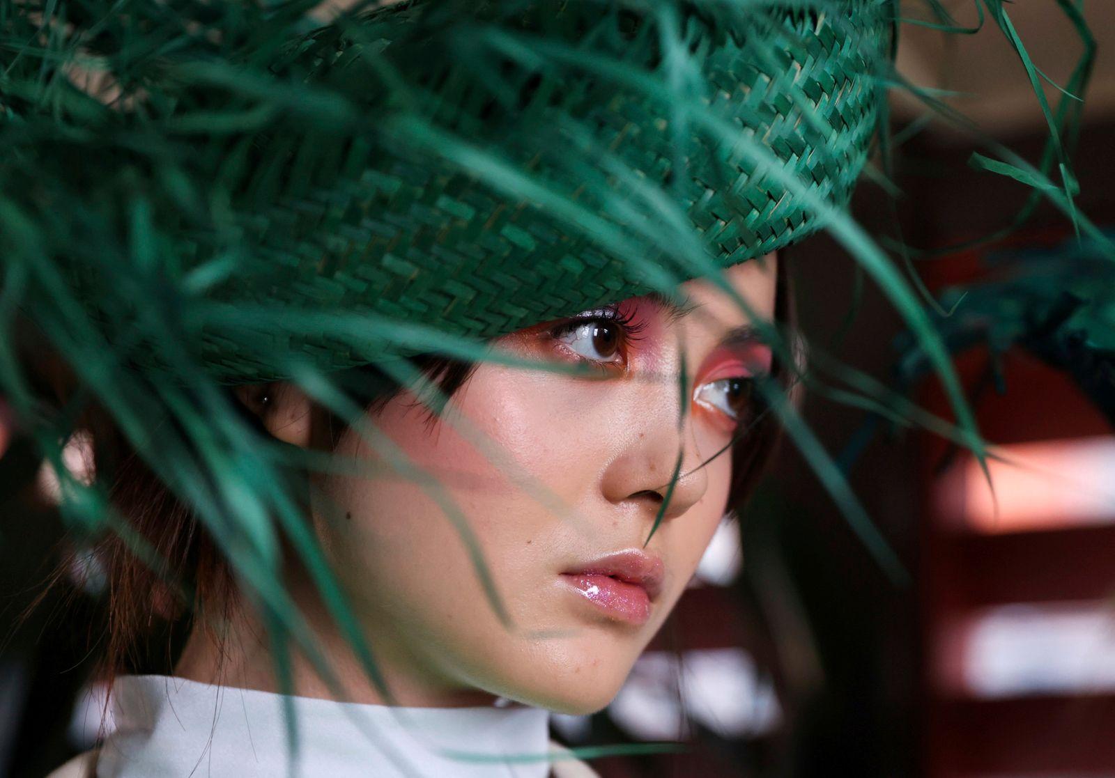 Anna Sui New York Fashion Week Show