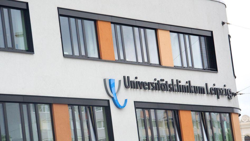 Uniklinik Leipzig (Archivfoto): Schwere Vorwürfe gegen zwei Mediziner