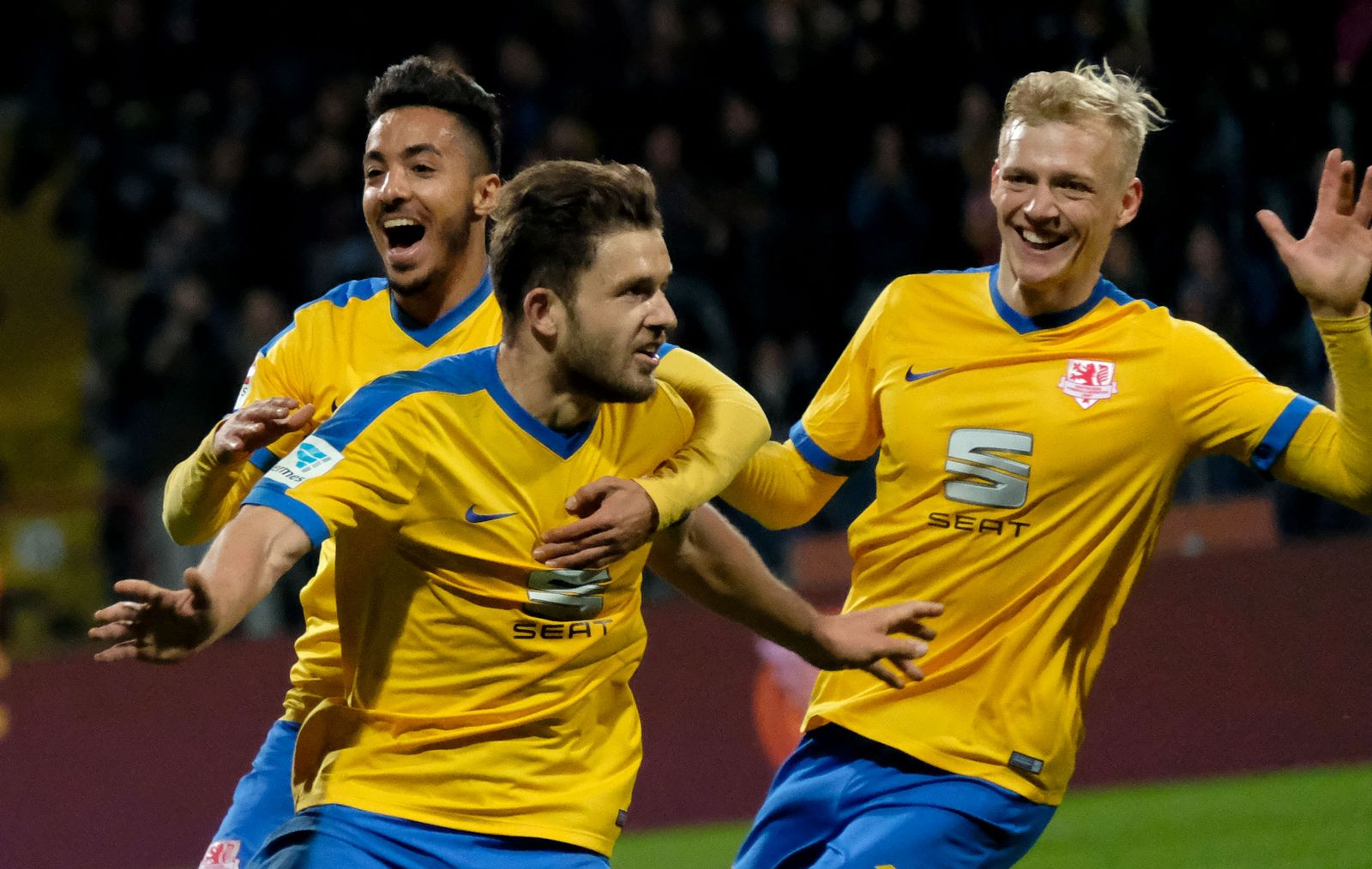 Eintracht Braunschweig - Dynamo Dresden