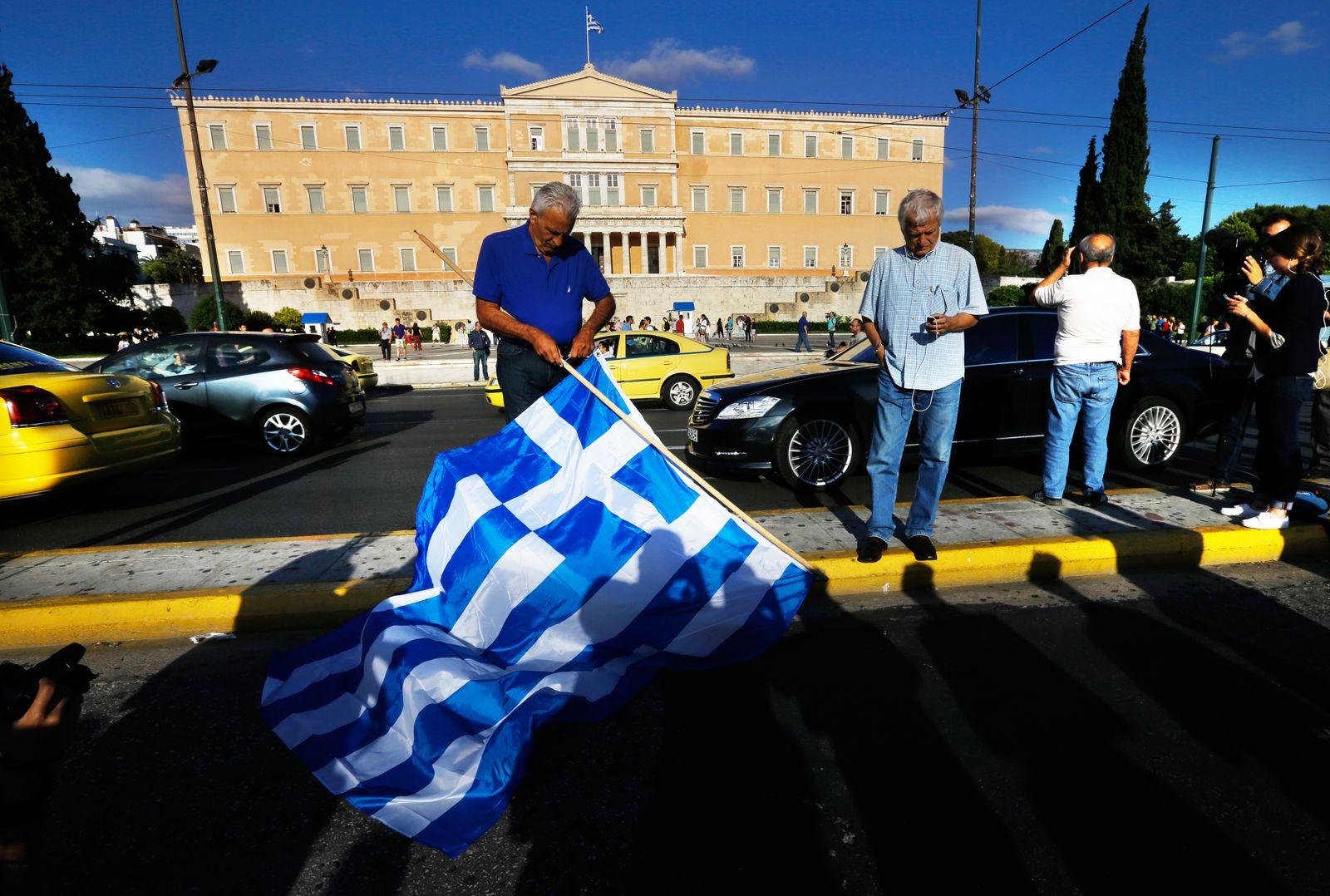 Griechenland Finanzkrise Konjunktur