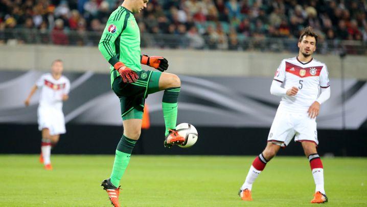 DFB-Team in der Einzelkritik: Kruse zeigt, wie es geht