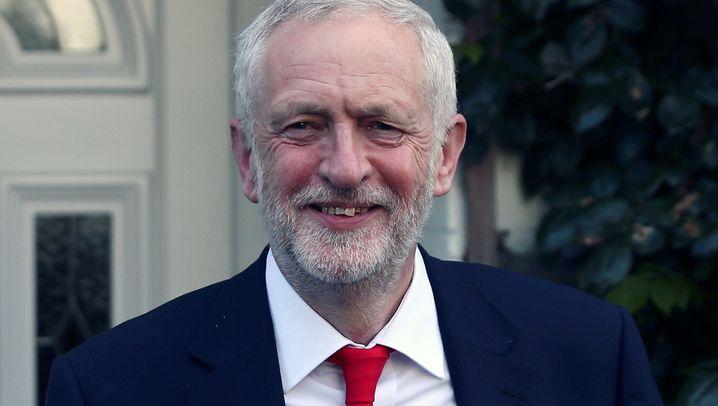 Jeremy Corbyn: Der linke Kumpel