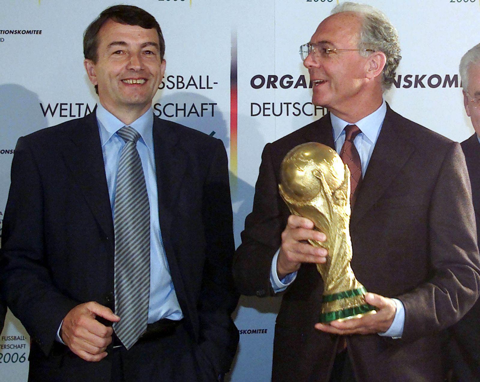 SOCCER-FIFA/GERMANY