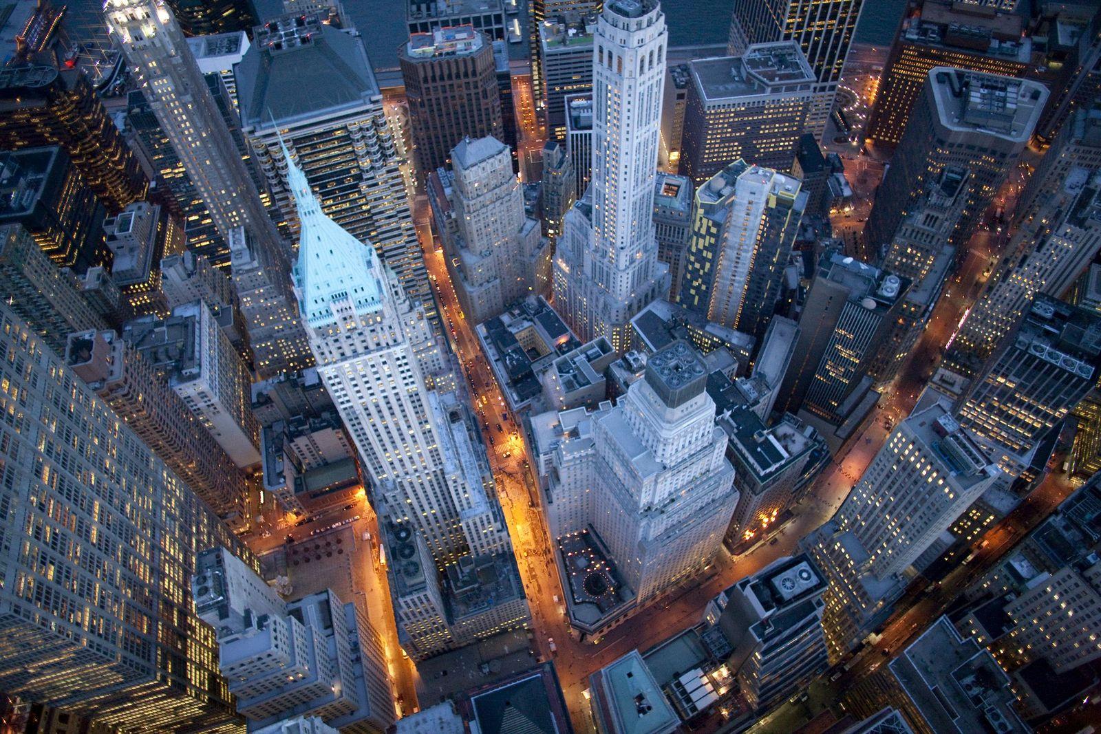 NICHT MEHR VERWENDEN! - New York / Wall Street