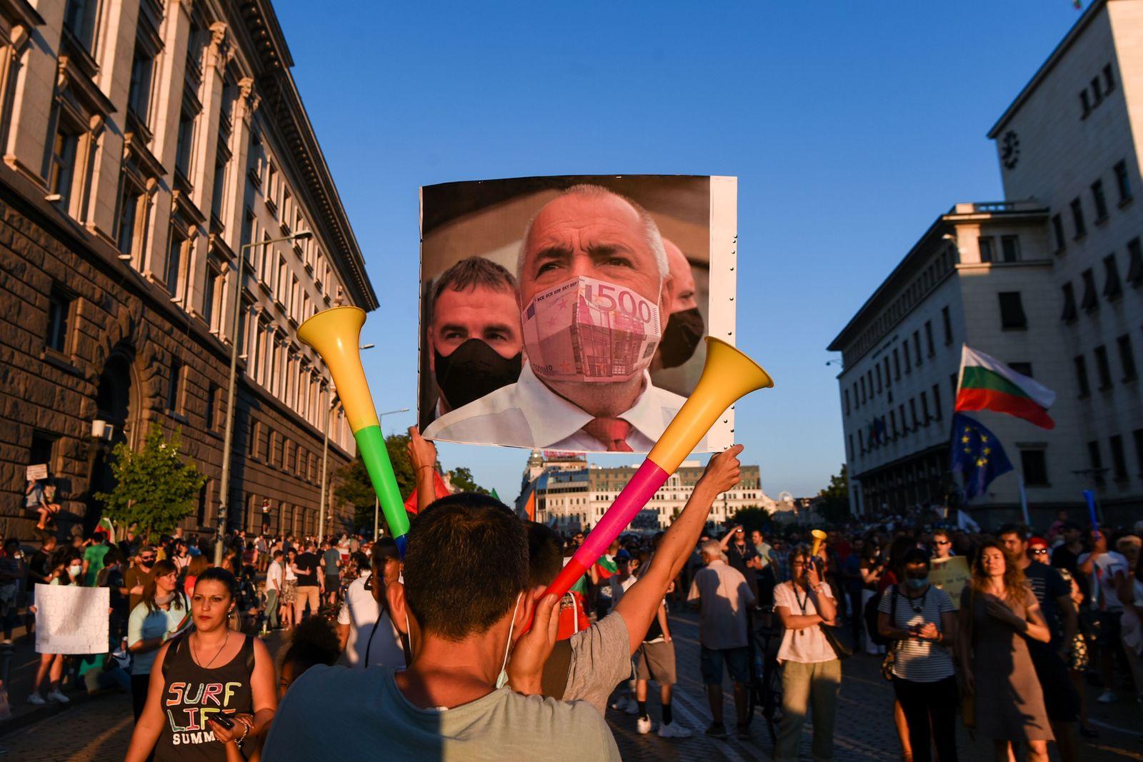 BULGARIA-POLITICS-GOVERNMENT-DEMO