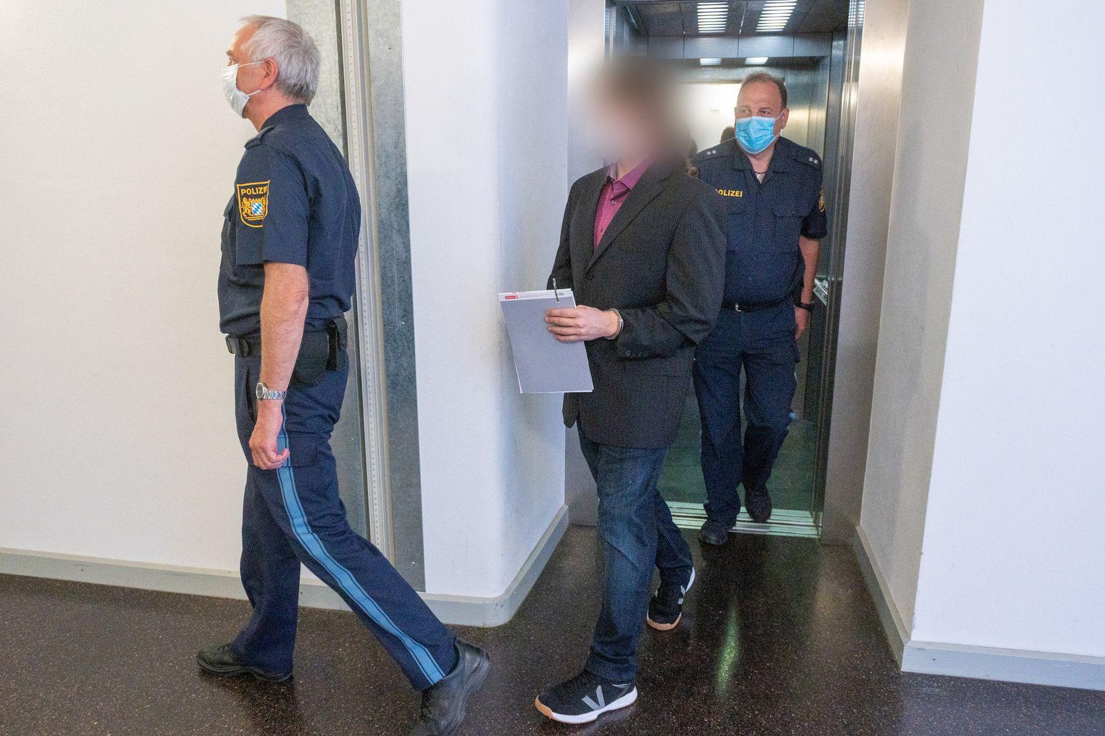 Auftakt zum Mordprozess im Fall Maria Baumer