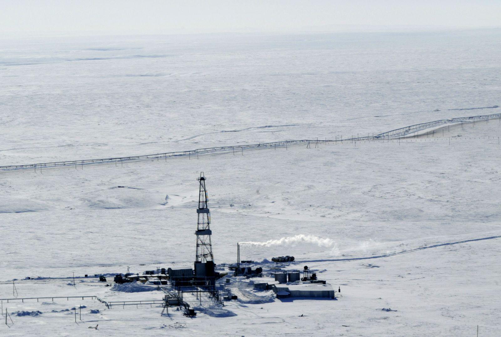 Russland / Arktis