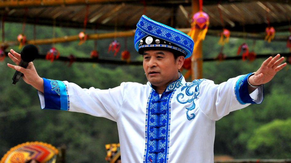 Moderator Bi Fujian: Opfer strenger Zensur