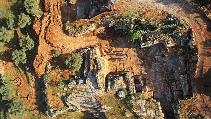 Jerusalem: 2000 Jahre alter Schlüssel gefunden
