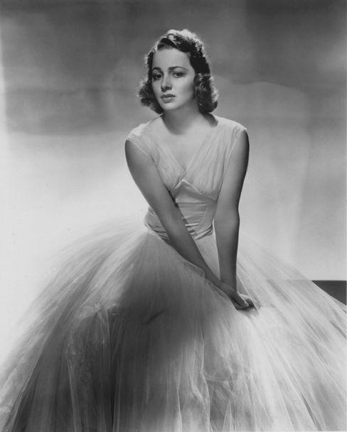 Glamour von 1938: Olivia de Havilland in jungen Jahren
