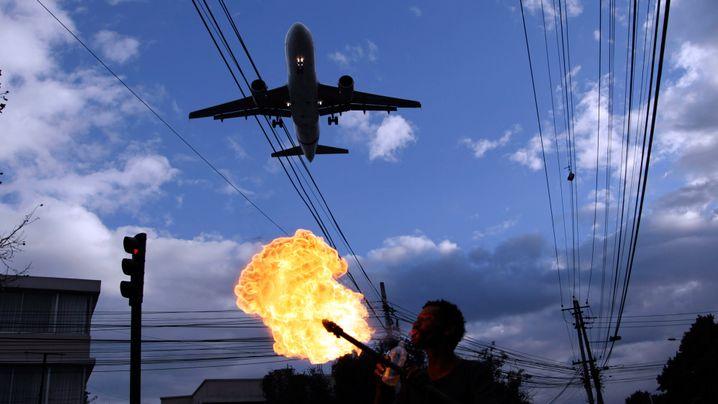 Nervenkitzel im Flugzeug: Die gefährlichsten Airports der Welt