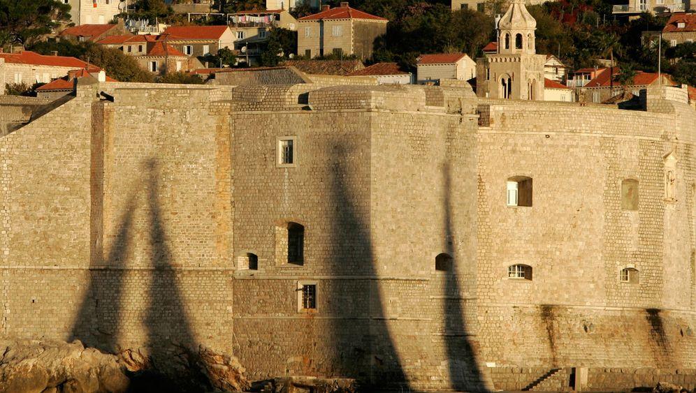 Dubrovnik: Sturm auf den Roten Bergfried