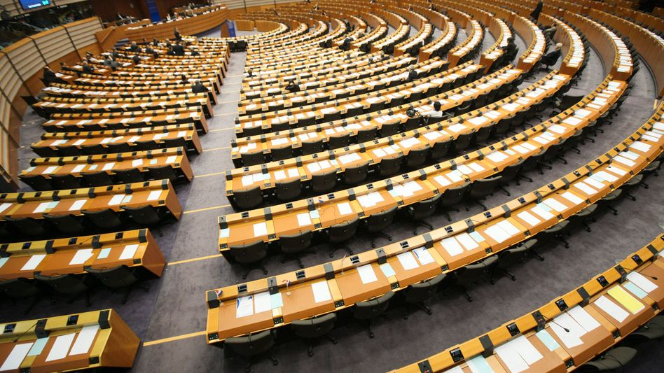 The European Parliament has failed to push through its demands for greater budgetary powers.