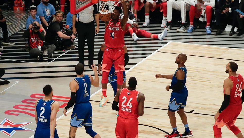 NBA-All-Star-Game: Ein Abend für Kobe Bryant