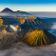 Blaues Wunder am Kratergrund