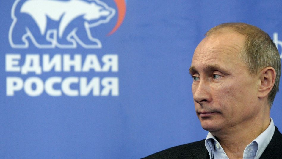 Dämpfer bei Parlamentswahl: Millionen Russen wenden sich von Putin ab