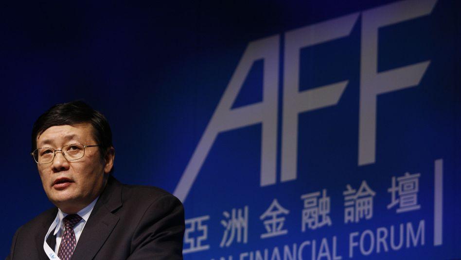 Lou Jiwei, Chef des Staatsfonds CIC: Auf Einkaufstour in Europa