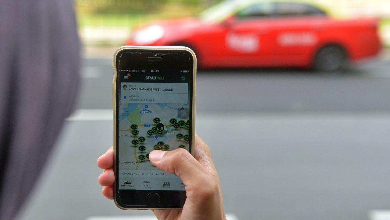 Start-up Grab: Asiens Uber plant weltgrößten Spac-Börsengang - DER SPIEGEL