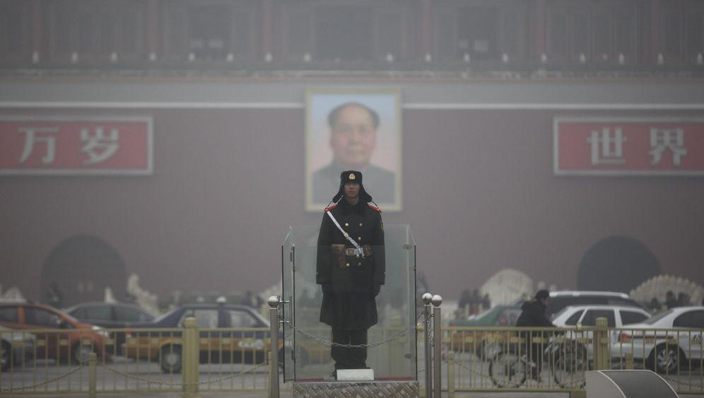 Dicke Luft: Das unsichtbare Peking